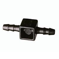 Schlauch-Verbinder, 3 Stk. für 8 mm Zufuhrschlauch