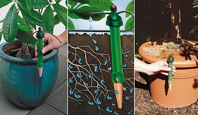 Bewässerungssystem von Blumat für Ihre Pflanzen