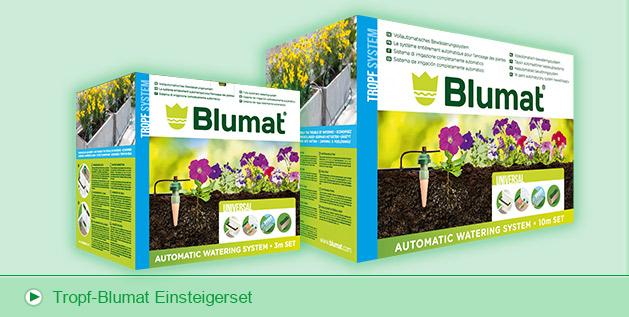 Automatisches Bewässerungssystem von Blumat
