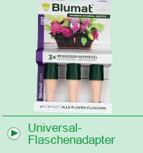 Universal Flaschenadapter von Blumat